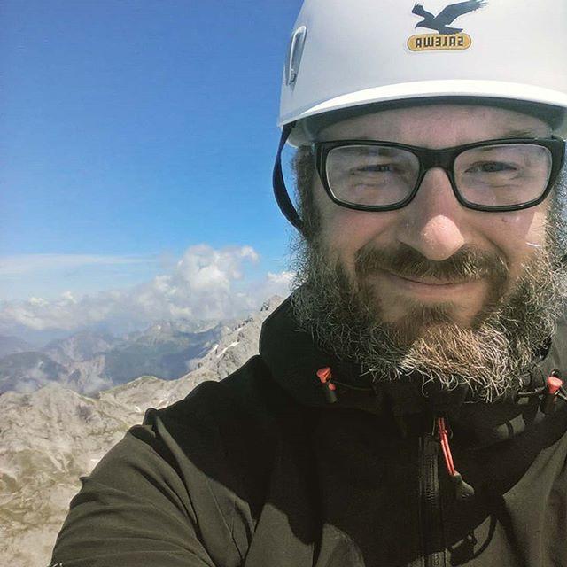Instagramnews... #alpspitz #ferrata