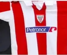 Petronor camiseta Athletic Club