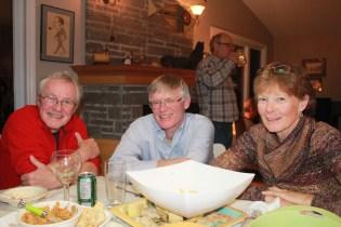 Klaus, Marshall & Sue