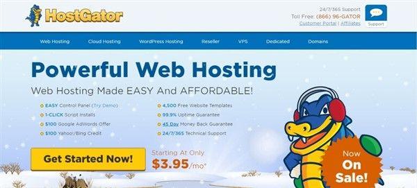 mejor hosting web WP