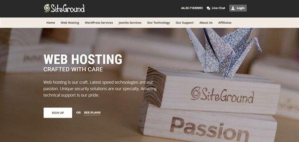 Wordpress hosting mejor