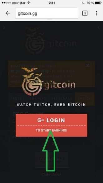 Registro Gitcoin
