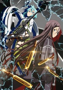 Key visual released of Sword Art Online II