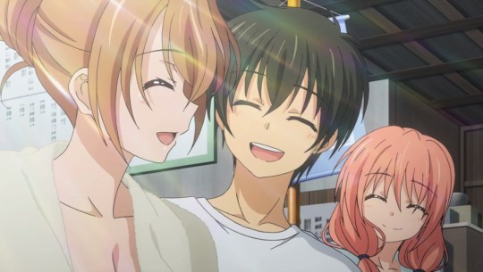 golden time episode 15 kouko chinami banri