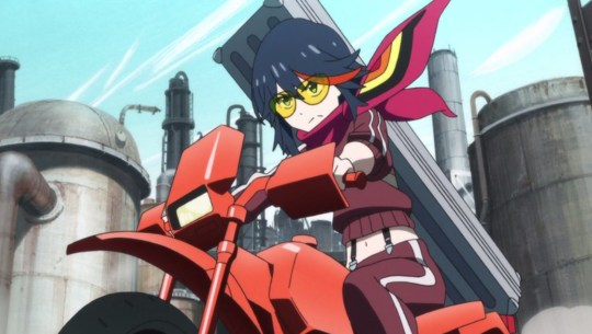 kill la kill episode 14 ryuuko