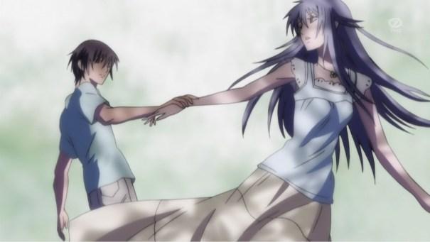 kimi no iru machi anime end
