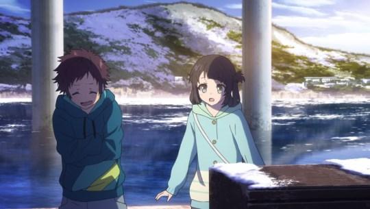 nagi no asukara episode 16 miuna hikari