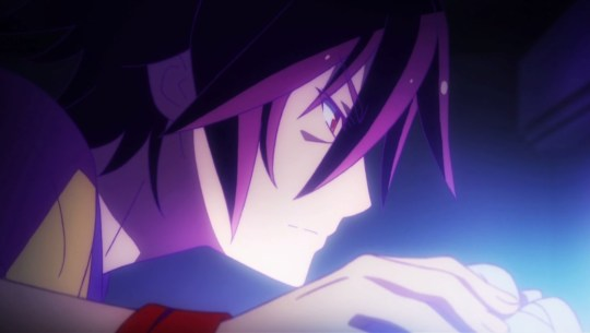 No Game No Life episode 1 Sora