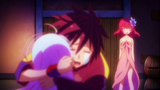 Shiro Sora Steph No Game No Life