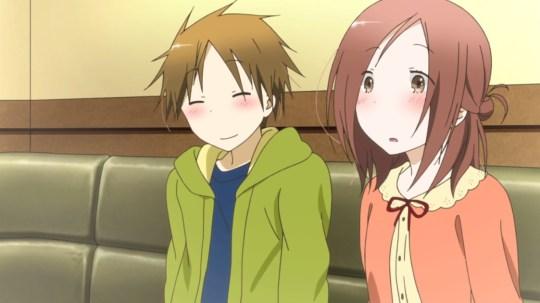 isshuukan friends haze and fujimiya kaori