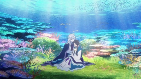 nagi no asukara ojoshisama umigami sea god