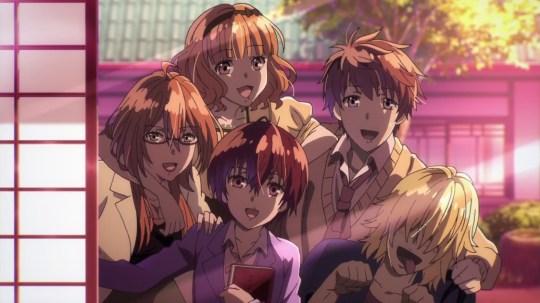 Kawaisou characters