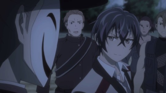Black Bullet Rentarou and Kagetane