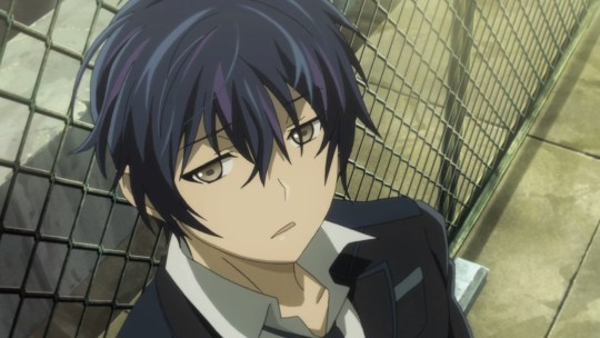 Black Bullet episode 10 review Rentarou depressed