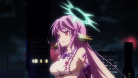 Jibril angry No game no life anime season