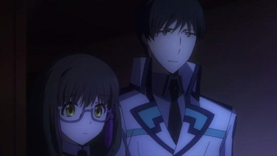 Mahouka Mikihiko x Mizuki