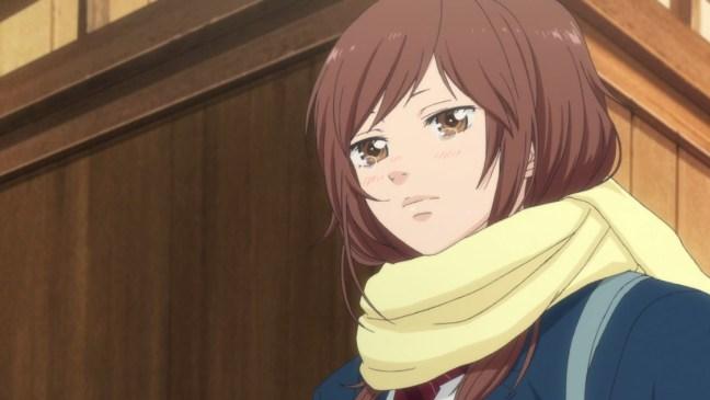 Ao Haru Ride anime first impressions Futaba yoshioka