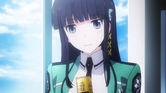 Mahouka anime episode 15 review miyuki