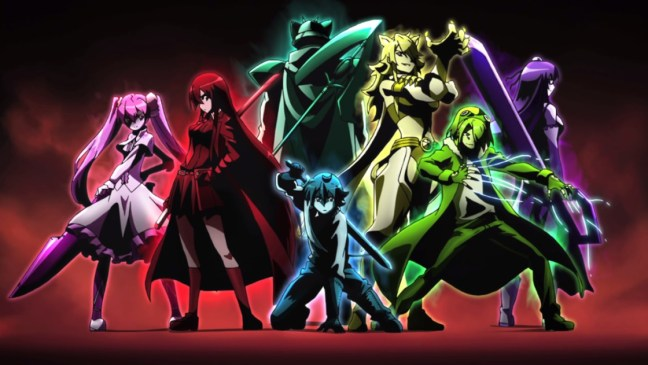 akame ga kill episode 1 night raid