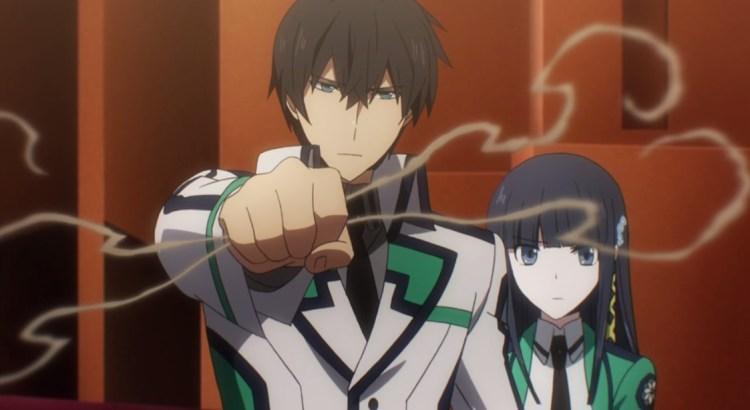 Mahouka Koukou no Rettousei Episode 24 Review Tatsuya Stopping Bullets