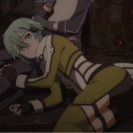 Sword Art Online II Episode 11 – The Cracken