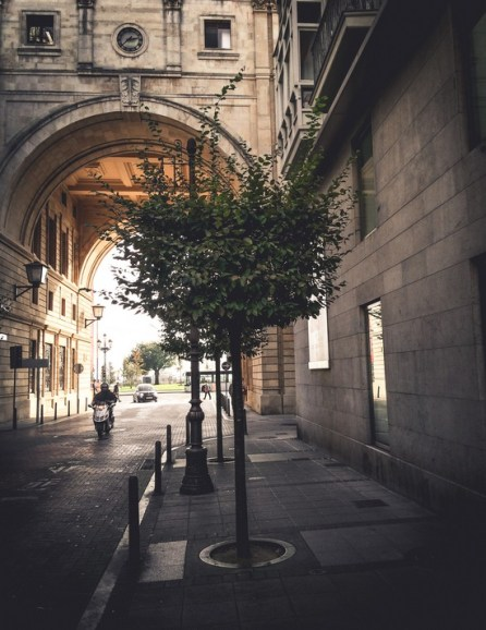 Streets of Santander