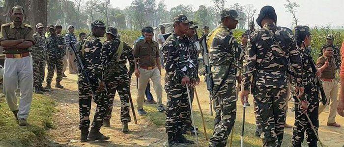 नेपाली भूमिमा सुरक्षा पोस्ट बनाउँदा  भारतको अवरोध