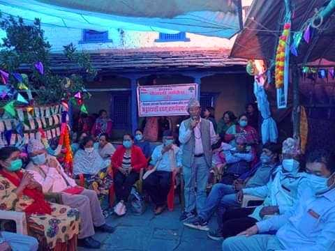 नेपाली काँग्रेसको भुकदेउरालीमा श्रद्धाञ्जली सभा सम्पन्न