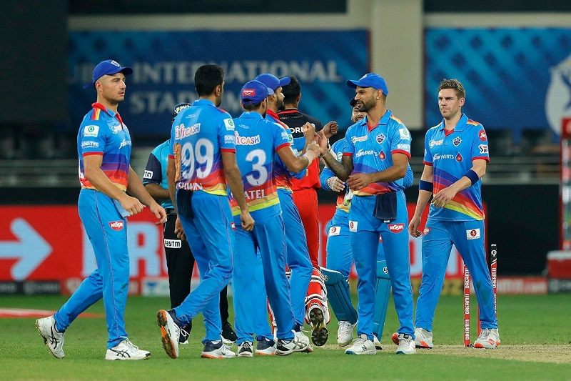 दिल्ली आईपीएलकाे शीर्ष स्थानमा, बेङ्गलोर ५९ रनले पराजित