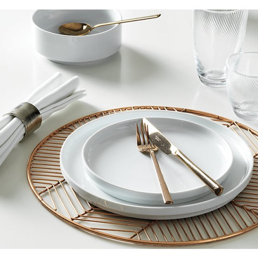 3-piece-shiny-copper-flatware-set