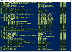 Powershell - migration d'une interface à une autre