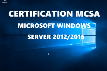 Windows Server 2016-2012