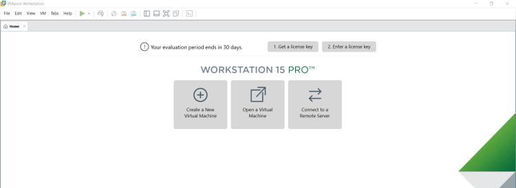 Créez votre machine virutelle sous Workstation