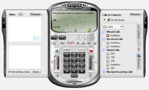 Softphone X-Lite