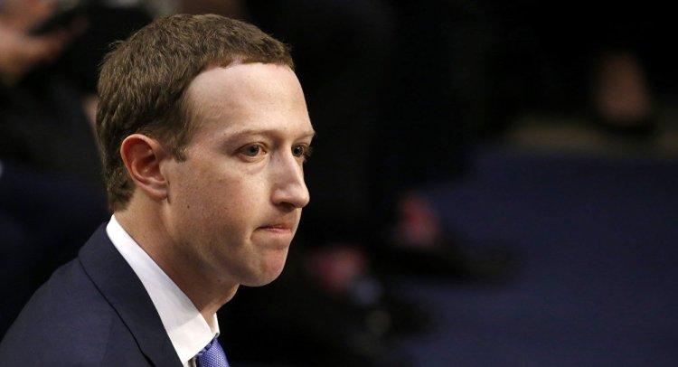 Mark Zuckerberg - protéger son compte Facebook