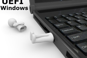 Comment booter clé usb en UEFI Windows 10