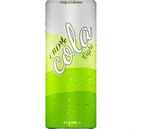 CBD Cola Light Website