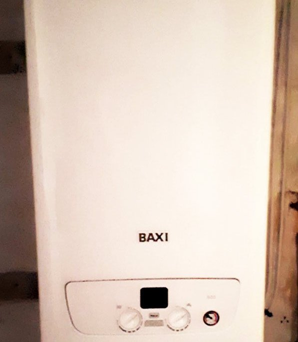 Baxi-Boiler-Installation