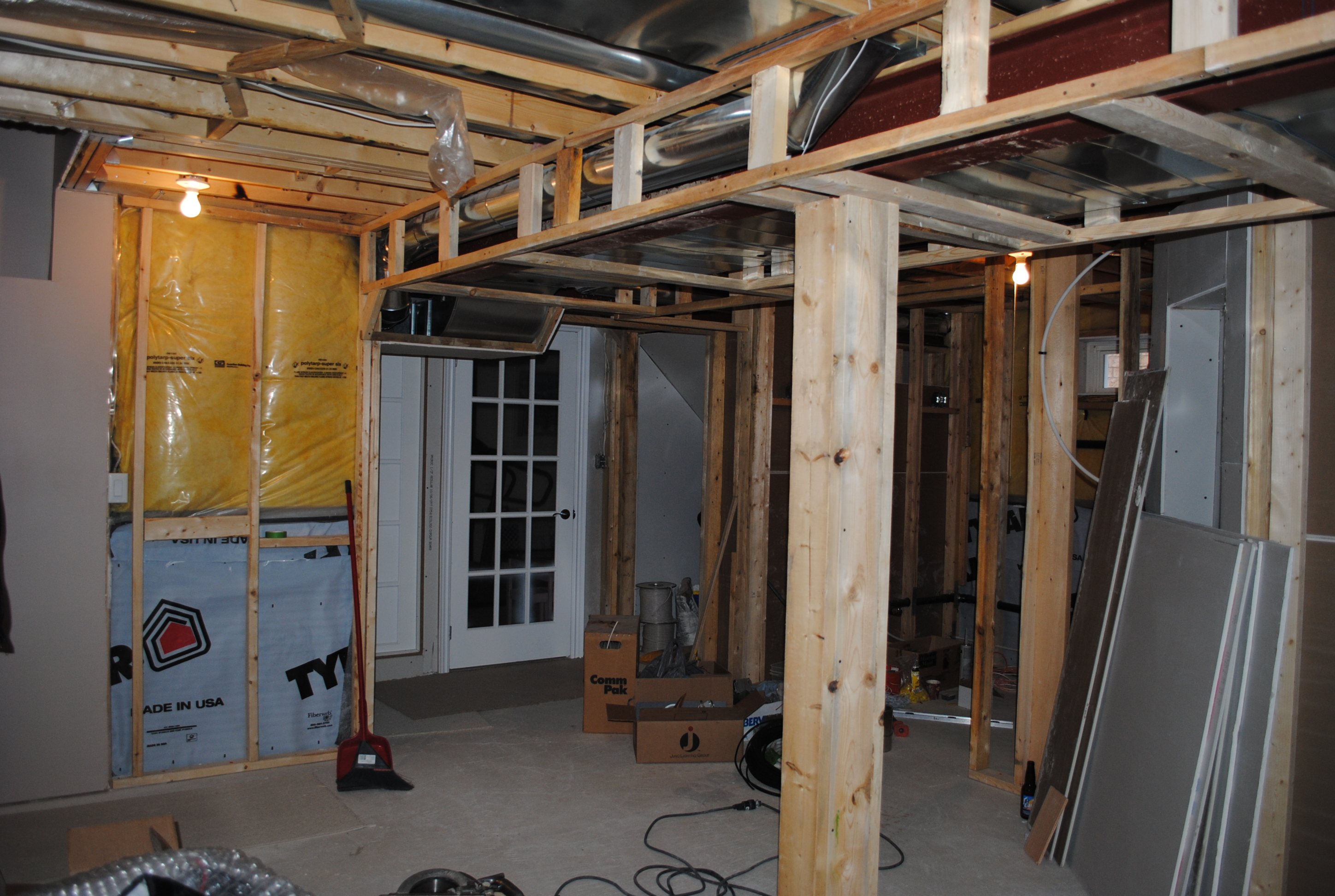 Basement Reno Notes From Home