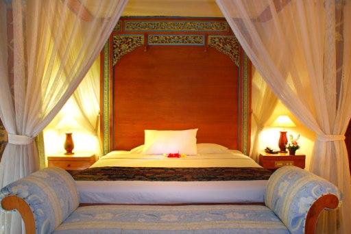 kamar hotel sari segara