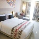 One bedroom studio at Citadines Kuta Beach Bali.