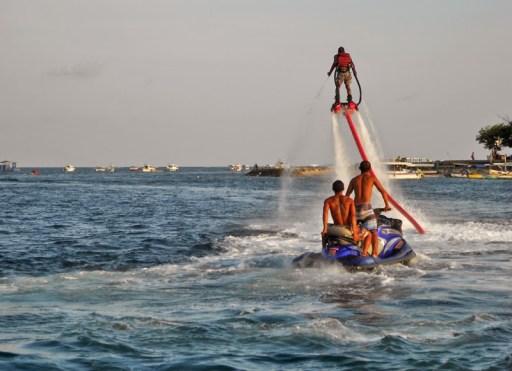 Flyboard bali2