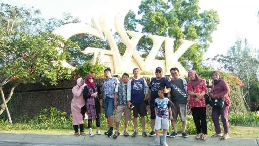 obyek wisata GWK bali