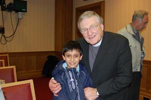 Rev. Harold Good