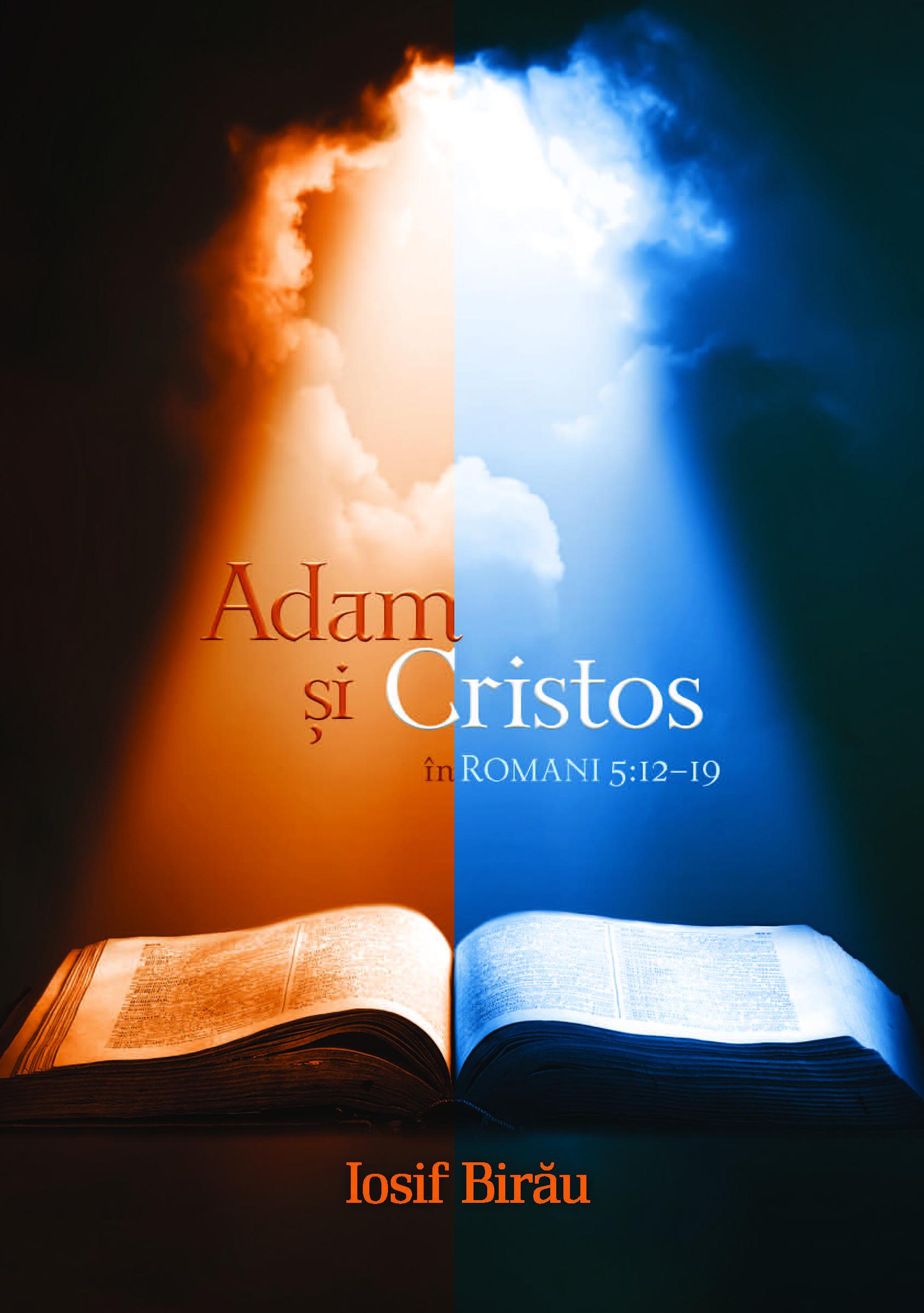 coperta - Adam-Cristos