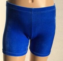 booty shorts RB velvet