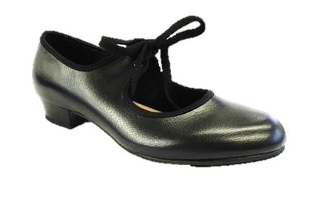 8c7ee54ba Bloch Timestep Low Heel PU Tap Shoe - Gandolfi