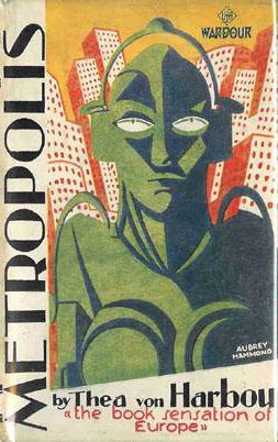 Image result for metropolis novel