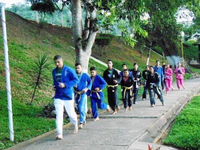 10_7 Academia de Artes Marciais em Gandu promove treinamento funcional