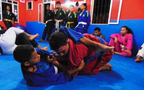 11_8 PTN: CT Jorge Monge recepciona equipe de Gandu em treino interativo de Jiu Jitsu